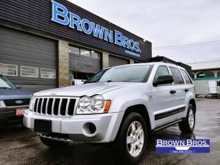 Used 2006 Jeep Grand Cherokee Laredo for sale in Surrey, BC