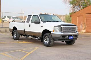 Used 2004 Ford F-250 XLT 4X4 8FT for sale in Brampton, ON