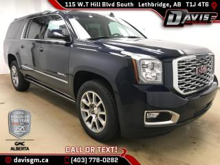 New 2018 GMC Yukon XL for sale in Lethbridge, AB