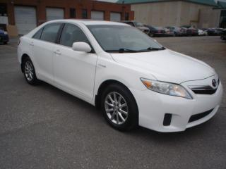 Used 2010 Toyota Camry HBRID,AUTO,SUNROOF for sale in Mississauga, ON