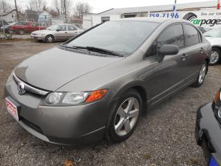Used 2007 Honda Civic for sale in Brantford, ON