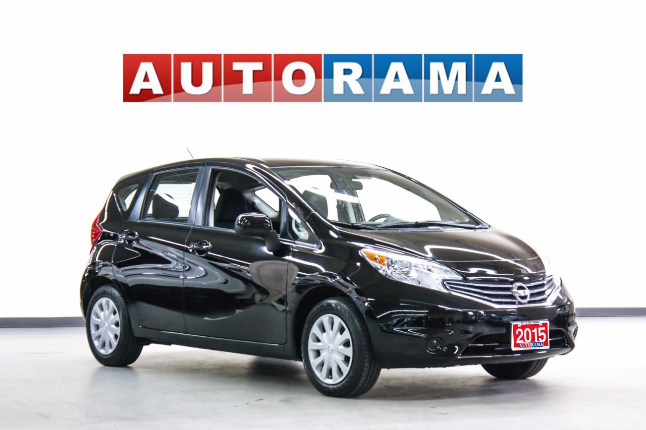 2015 Nissan Versa Note SV BACKUP CAMERA