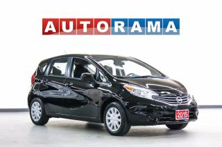 Used 2015 Nissan Versa Note SV BACKUP CAMERA for sale in North York, ON