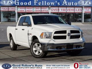 Used 2017 Dodge Ram 1500 OUT DOORS MAN,CREW CAB,8CYL 5.7 L,HEMI ENGINES,4WD for sale in North York, ON