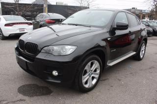 Used 2012 BMW X6 35i RED LEATHER *LOW KMS* for sale in North York, ON