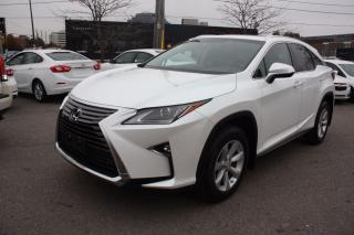 Used 2016 Lexus RX 350 for sale in North York, ON
