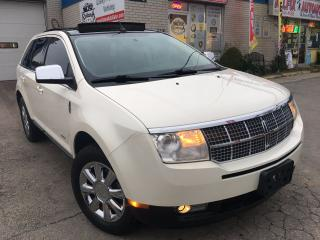 Used 2008 Lincoln MKX NAVIGATION_BLACK FRIDAY SALE for sale in Oakville, ON