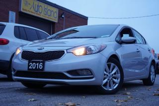Used 2016 Kia Forte LX,Bluetooth,Alloy,Heated Seat for sale in North York, ON