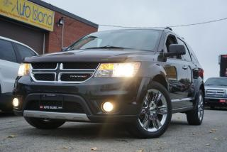 Used 2012 Dodge Journey R/T,Navi,Cam,Bluetooth for sale in North York, ON