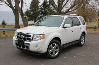 Used 2012 Ford Escape Limited for sale in Oshawa, ON