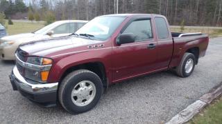 Used 2007 Chevrolet Colorado LT for sale in Kars, ON