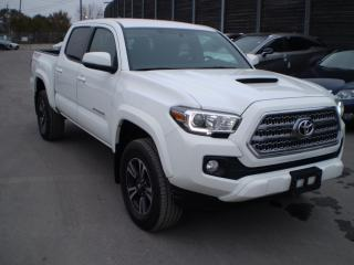 Used 2016 Toyota Tacoma I YEAR RPODUCTION TRD SHORTY SPORT 6M @TORONTO LOC for sale in Toronto, ON