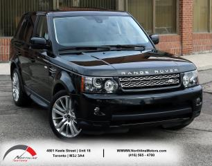 Used 2012 Land Rover Range Rover Sport HSE LUX | Navigation | Backup Camera | Sunroof for sale in North York, ON