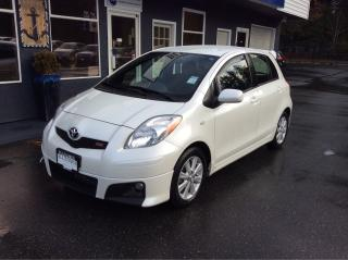 Used 2009 Toyota Yaris RS for sale in Parksville, BC