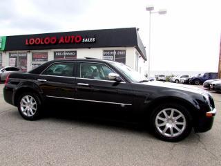 Used 2008 Chrysler 300 C HEMI 5.7L V-8 cyl HEMI CERIFIED 2YR WARRANTY for sale in Milton, ON