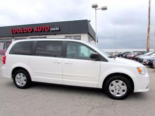 Used 2013 Dodge Grand Caravan SE/SXT Stow And Go 7 PASSENGER CERTIFIED WARRANTY for sale in Milton, ON