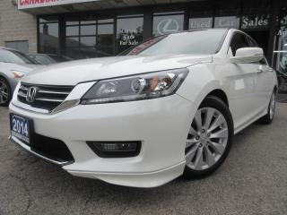 Used 2014 Honda Accord Sport-CAMERA-HEATED-BLUETOOTH for sale in Scarborough, ON
