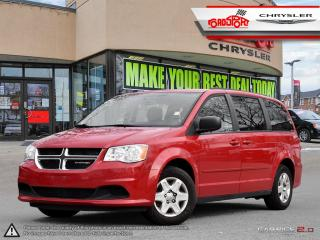 Used 2013 Dodge Grand Caravan SXT REAR HEAT & AIR B-TOOTH FULL STOW AND GO for sale in Scarborough, ON