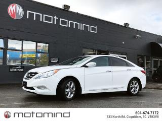 Used 2011 Hyundai Sonata Limited w/Nav for sale in Coquitlam, BC