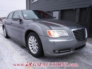 Used 2012 Chrysler 300 TOURING 4D SEDAN for sale in Calgary, AB