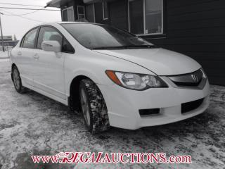 Used 2010 Acura CSX BASE 4D SEDAN for sale in Calgary, AB