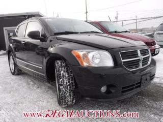 Used 2007 Dodge CALIBER R/T 4D HATCHBACK AWD for sale in Calgary, AB