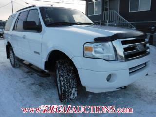 Used 2008 Ford EXPEDITION  4D UTILITY for sale in Calgary, AB