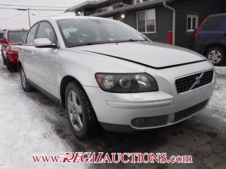 Used 2005 Volvo S40  4D SEDAN AWD for sale in Calgary, AB