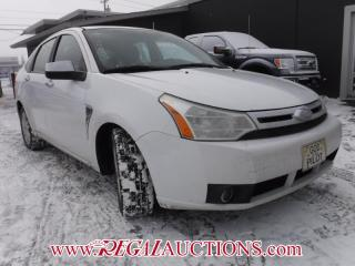 Used 2008 Ford FOCUS SES 4D SEDAN for sale in Calgary, AB
