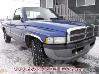 Used 1997 Dodge RAM 1500  REG CAB 2WD for sale in Calgary, AB