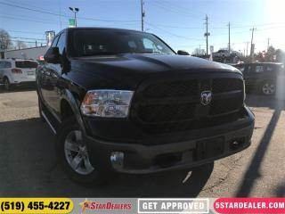 Used 2013 Dodge Ram 1500 SLT | ONE OWNER | 4X4 | HEMI for sale in London, ON