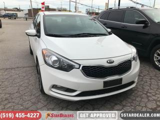 Used 2015 Kia Forte 2.0L EX | ROOF | HEATED SEATS for sale in London, ON