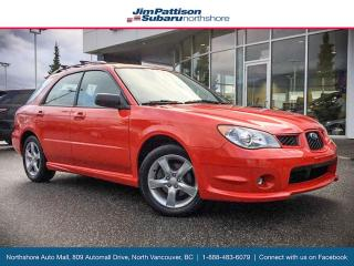 Used 2006 Subaru Impreza 2.5i Wagon w/  w/ 46,875 KMs Only! Clean ICBC! for sale in Surrey, BC