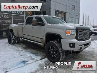 Used 2017 GMC Sierra 3500 HD Denali for sale in Edmonton, AB