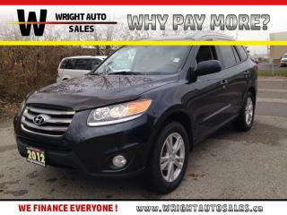 Used 2012 Hyundai Santa Fe GL|SUNROOF|HEATED SEATS|BLUETOOTH|130,077 KMS for sale in Cambridge, ON