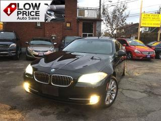Used 2012 BMW 528 i AWD*Navi*Cam*LaneAssist*HtdSeats*FullOption* for sale in York, ON
