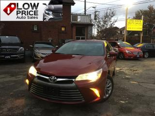 Used 2016 Toyota Camry LE*Camera*AllPowerOti*Keyless&ToyotaWarranty* for sale in York, ON