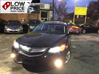 Used 2014 Acura ILX TechPkg*Navi*Cam*PushStart*AcuraWarranty* for sale in York, ON