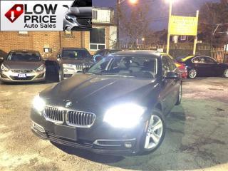 Used 2014 BMW 535 I xDrive*Navi*Cam*HtdSeats&BmwWarranty* for sale in York, ON