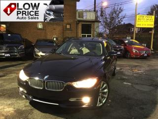 Used 2014 BMW 320i xDrive*AllPowerOpti*HtdSeats*Bluetooth*BMWWarr* for sale in York, ON