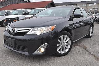 Used 2014 Toyota Camry XLE V6, NAVI, CAM, LEATHER, ROOF for sale in Aurora, ON