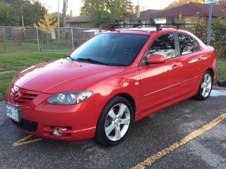 Used 2006 Mazda MAZDA3 GT for sale in Etobicoke, ON