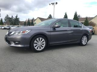 Used 2015 Honda Accord EX-L for sale in Surrey, BC