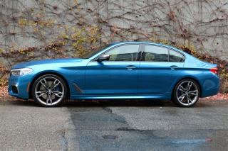 Used 2018 BMW M550i xDrive Sedan for sale in Vancouver, BC