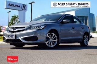 Used 2016 Acura ILX Premium Accident Free,ONE Owner| Remote Starter for sale in Thornhill, ON