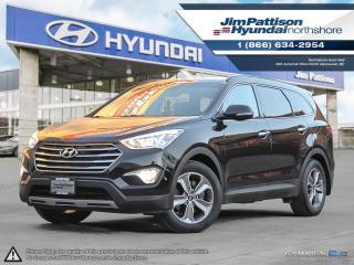 Used 2015 Hyundai Santa Fe XL Luxury AWD for sale in Surrey, BC