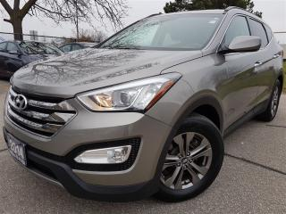 Used 2014 Hyundai Santa Fe Sport SPORT-FWD-new tires-super clean for sale in Mississauga, ON