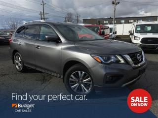 Used 2017 Nissan Pathfinder SL, , Bluetooth, 4x4, Low Kms for sale in Vancouver, BC