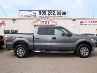 Used 2010 Ford F-150 XLT, 4X4, WE APPROVE ALL CREDIT for sale in Mississauga, ON