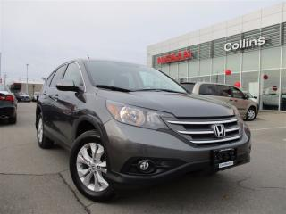 Used 2012 Honda CR-V EX (A5) | ALLOYS | BLUETOOTH | HTD SEATS | for sale in St Catharines, ON